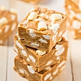 Peanut Butter Butterscotch Marshmallow Fudge