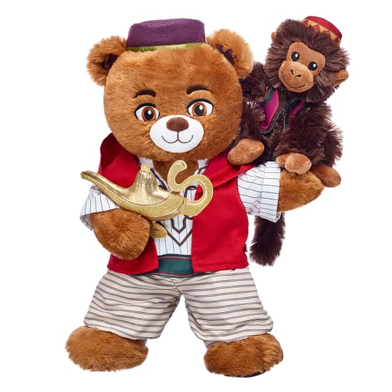Aladdin Build-A-Bear Collection 2019
