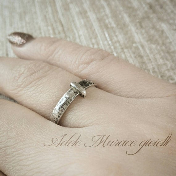 Claire's Silver Ring