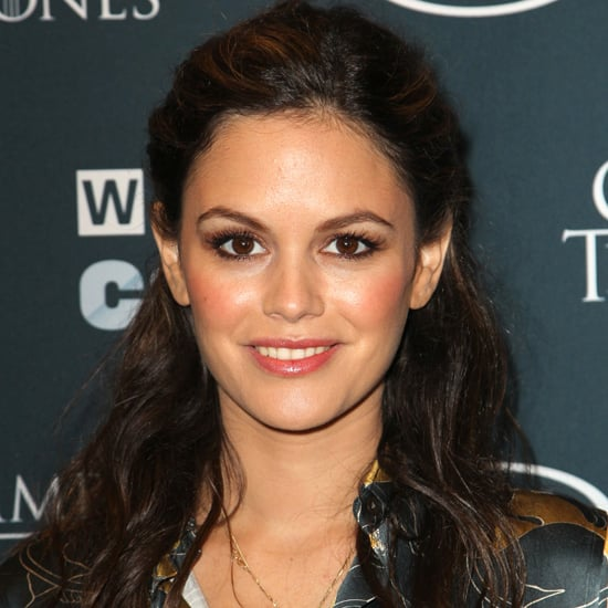 Get Rachel Bilson's Half-Up Summer Hairstyle