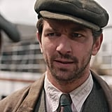 Not everyone can pull off an old-timey hat, but I'm thankful that we now know that Michiel Huisman is among those who can.