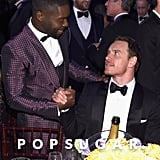 David Oyelowo caught up with Michael Fassbender.