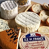 Is Brie the same thing as Camembert?