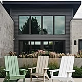 Modrn Glam Adirondack Chair