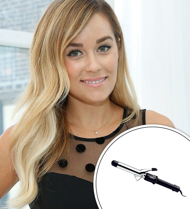 Wondrous What Size Curling Iron Should I Use Popsugar Beauty Hairstyle Inspiration Daily Dogsangcom
