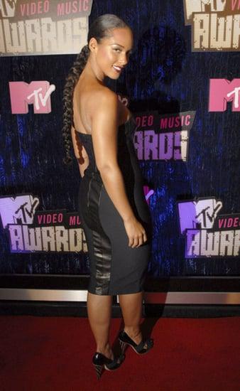 Love It or Hate It? Alicia Keys' Plaited Ponytail