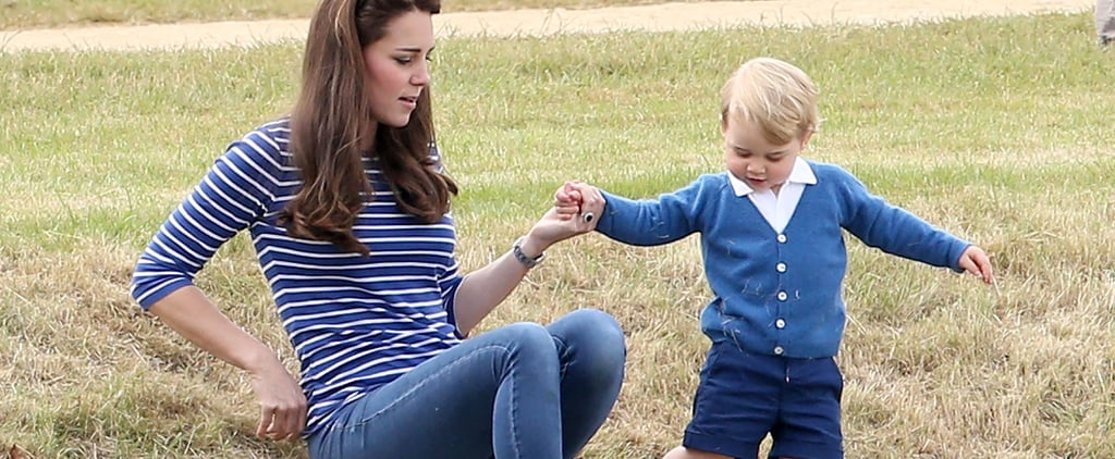 Kate Middleton's Favorite Motherhood Moment