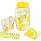 Sunnylife Lemonade Drink Dispenser Party Kit ($36.95)