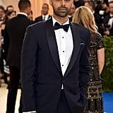 Let's just admire Hasan Minhaj: tuxedo edition, one last time.