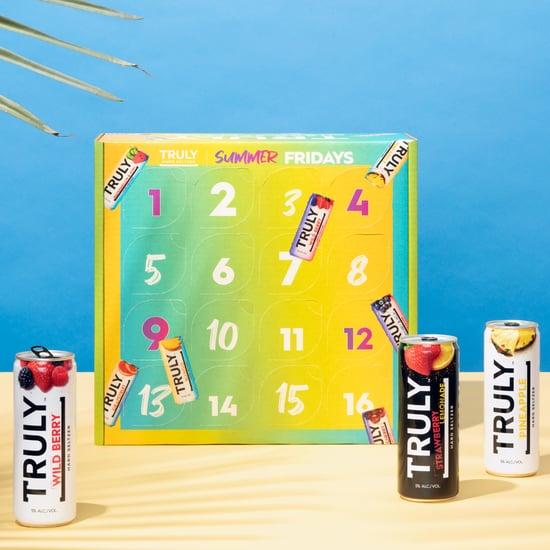 Shop Truly's Summer Friday Hard Seltzer Calendar