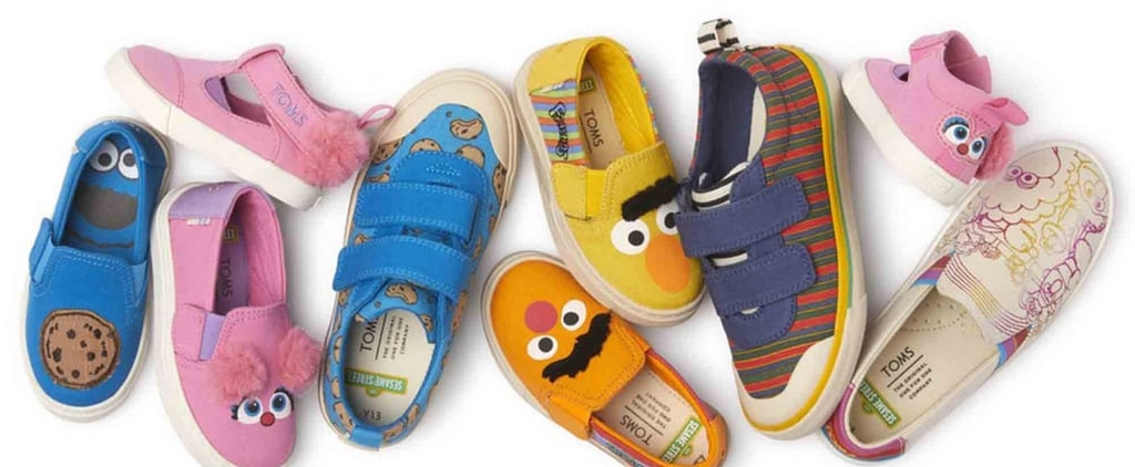 TOMS Sesame Street Shoes