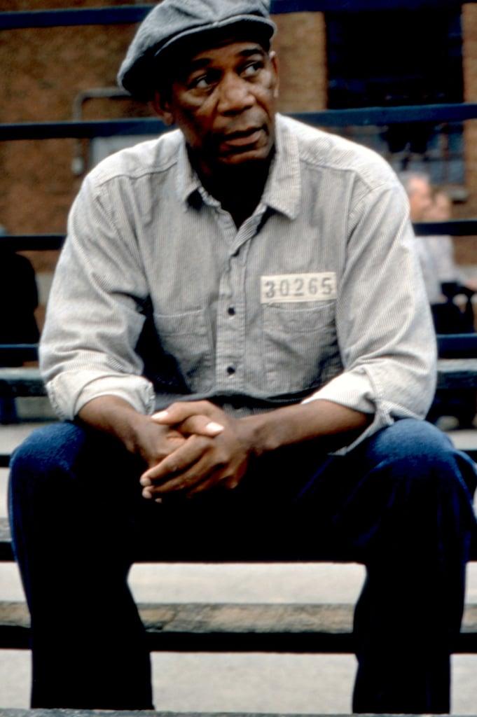 "Ellis Boyd ""Red"" Redding From The Shawshank Redemption"