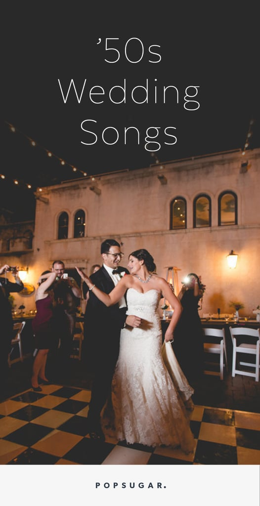 50s Wedding Songs