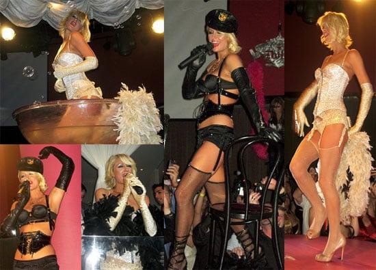 Paris Hilton Celebrates Her Birthday with the Pussy Cat Dolls