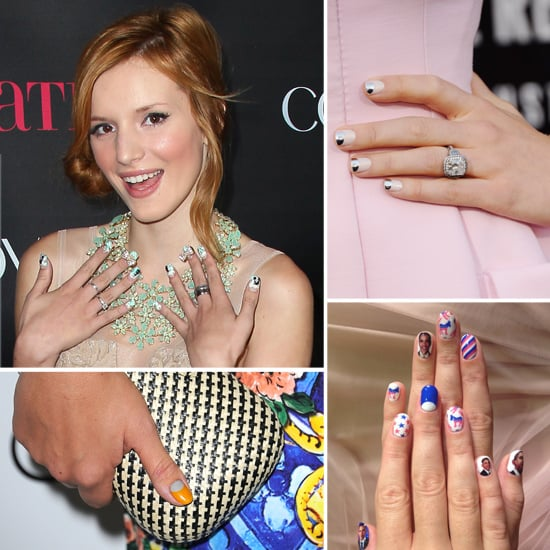 Celebrity Nail Artist: Who Had The Best Celebrity Nail Art Of 2012?
