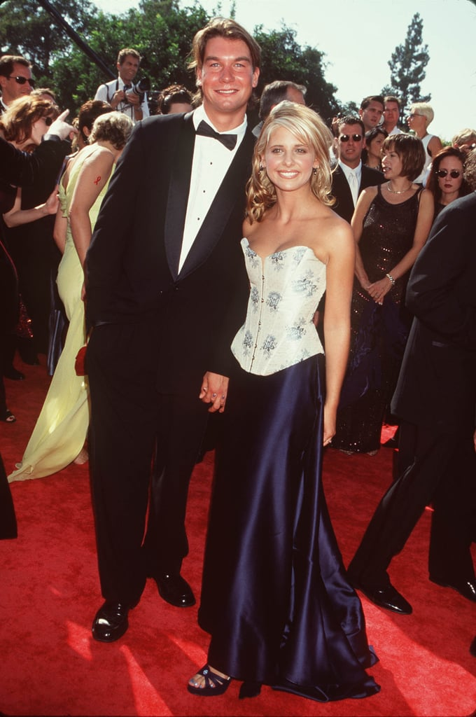 Former Celebrity Couples at the Emmys Pictures