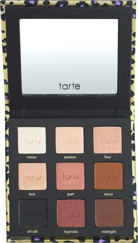 Tarte Maneater Eye Shadow Palette V2