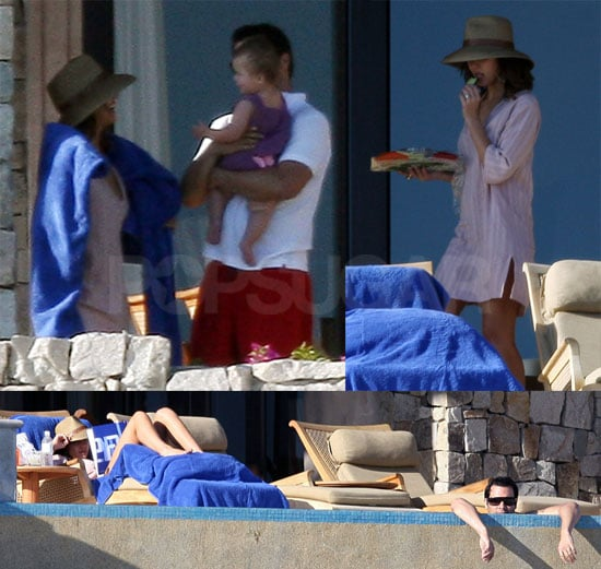Jessica, Cash, and Honor in Cabo