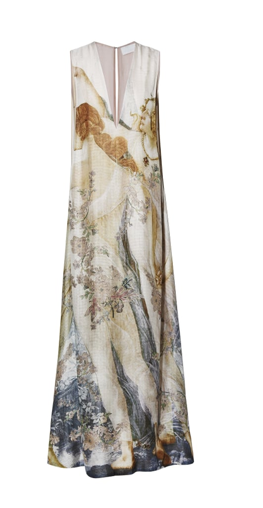 H&M Conscious Collection Long Silk Dress (Sold Out)