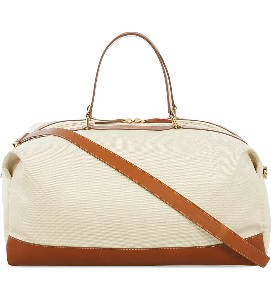 Globe-Trotter Propellor weekend bag ($1,445)