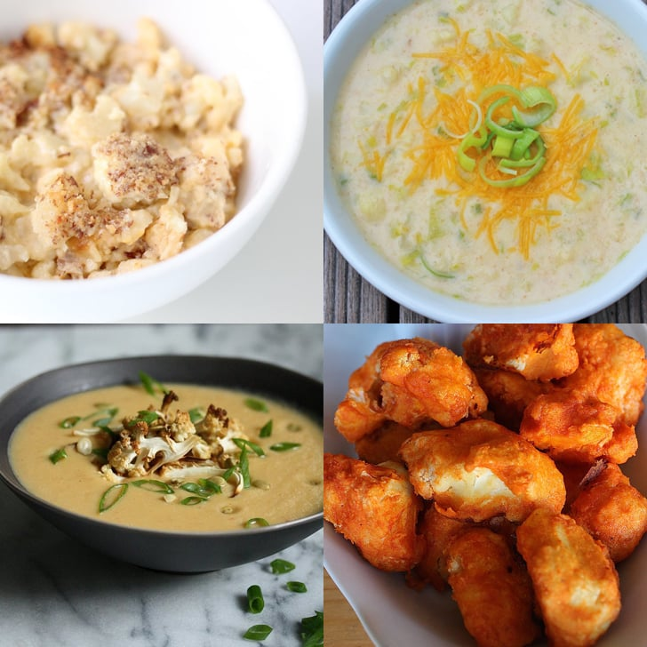 Healthy and Delicious Recipes with Cauliflower