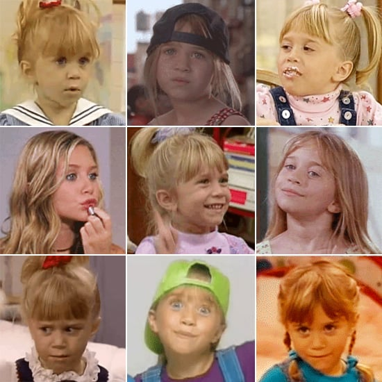 Obviously, Mary-Kate and Ashley Have the Best Facial Expressions