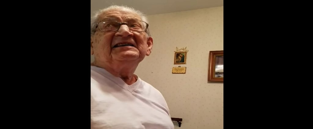 """98-Year-Old Man's Son Tells Him His Real Age: """"Holy F*ck, How Did I Get So Old?"""""""