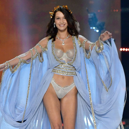 Bella Hadid Victoria's Secret Fashion Show Pictures 2017