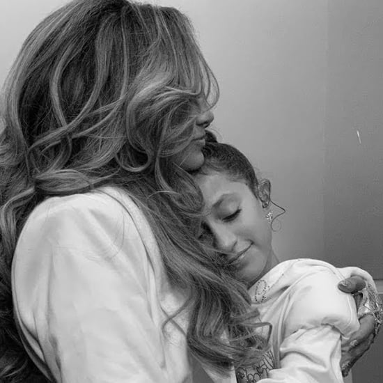 Jennifer Lopez Shares Super Bowl Video With Emme