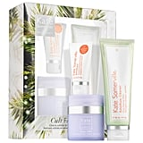 """Kate Somerville has some of the best skin care, and they do amazing facials. Giving this gift set of the Kate Somerville Cult Favorites is like giving the most relaxing facial to your loved ones that they can do at home.""   Kate Somerville Cult Favorites Kit ($75)"
