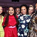Guests at the 2020 Essence Black Women in Hollywood Luncheon