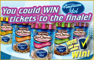 America's Favorites: Vote Now and Win A Chance to See American Idol