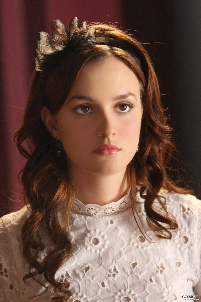 Blair Waldorf style | straight brown hair | season 2 ...  |Blair Waldorf Hair Season 2
