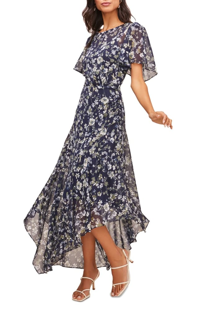 Astr The Label Floral Print Dress Best Fall Wedding