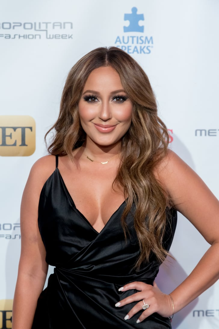 On Her Favorite Hair Care Products Adrienne Bailon