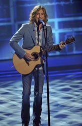 Casey James Voted Off American Idol