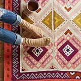 Anthropologie Kaleidoscopic Blooms Rug ($98 to $1,598)