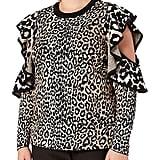 RACHEL Rachel Roy Ruffle Sleeve Sweater