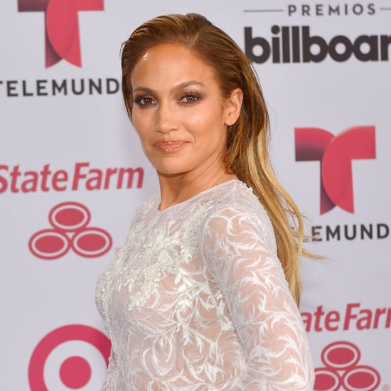 Jennifer Lopez and Marc Anthony at the Latin Music Awards