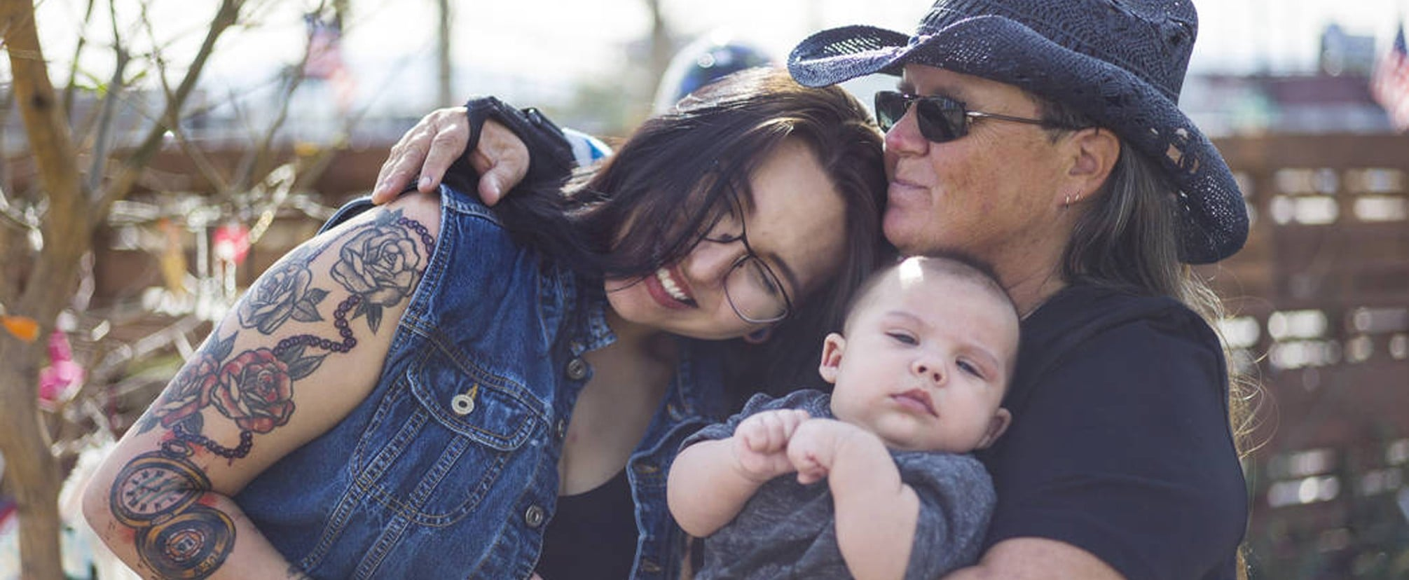 Woman Who Shielded Expectant Mom During Vegas Shooting Meets the Baby Boy She Saved