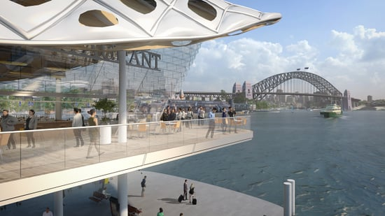 Sydney Harbour Development