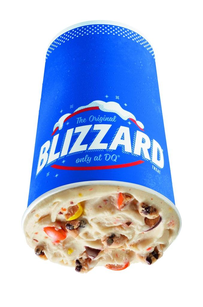 Dairy Queen's Sea Salt Toffee Fudge Blizzard