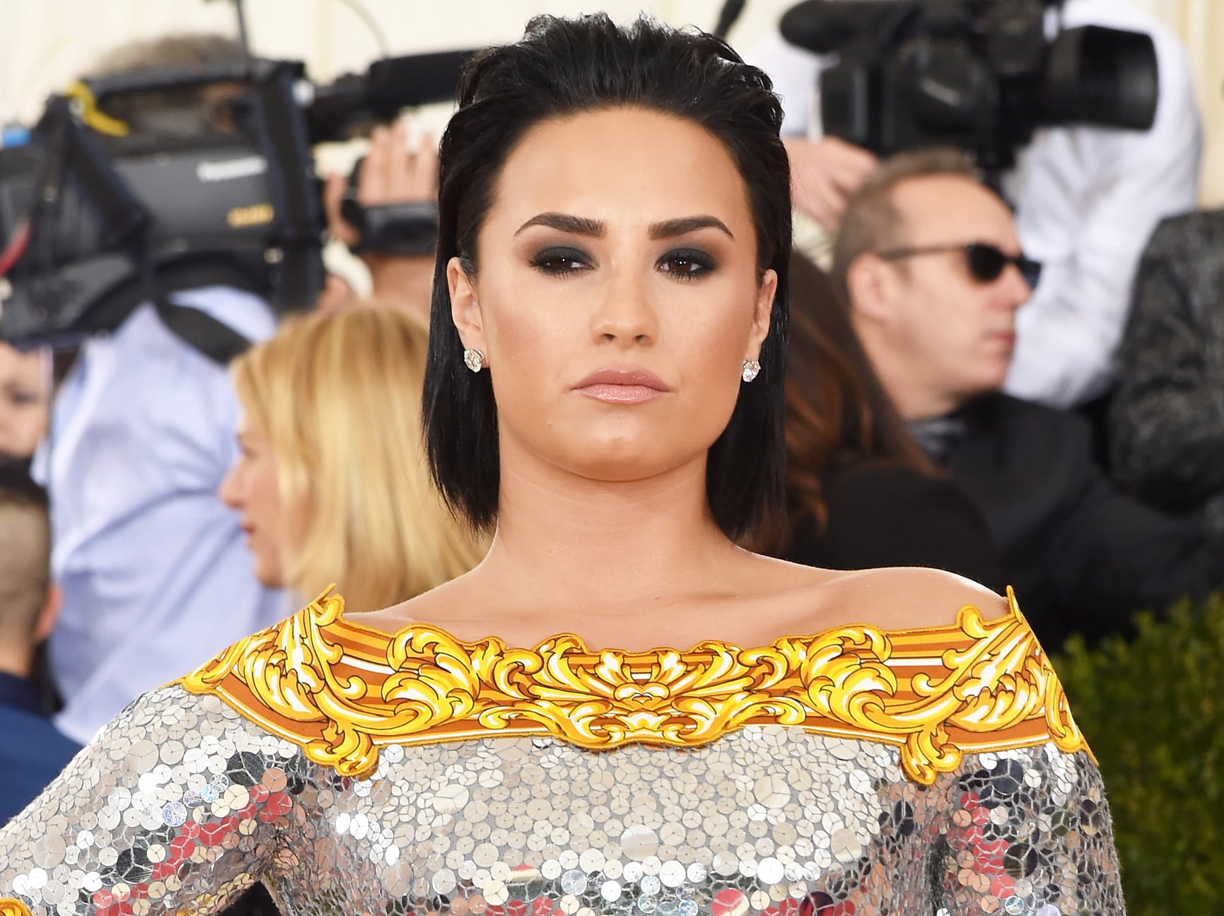 Demi Lovato Says Trauma of 2016 Met Ball Nearly Broke Her Sobriety
