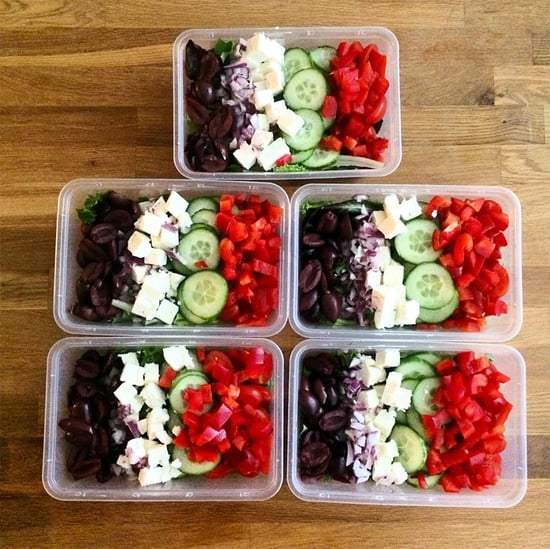 Healthy Meal-Prep Inspiration