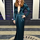 Amy Adams at the 2019 Vanity Fair Oscar Party