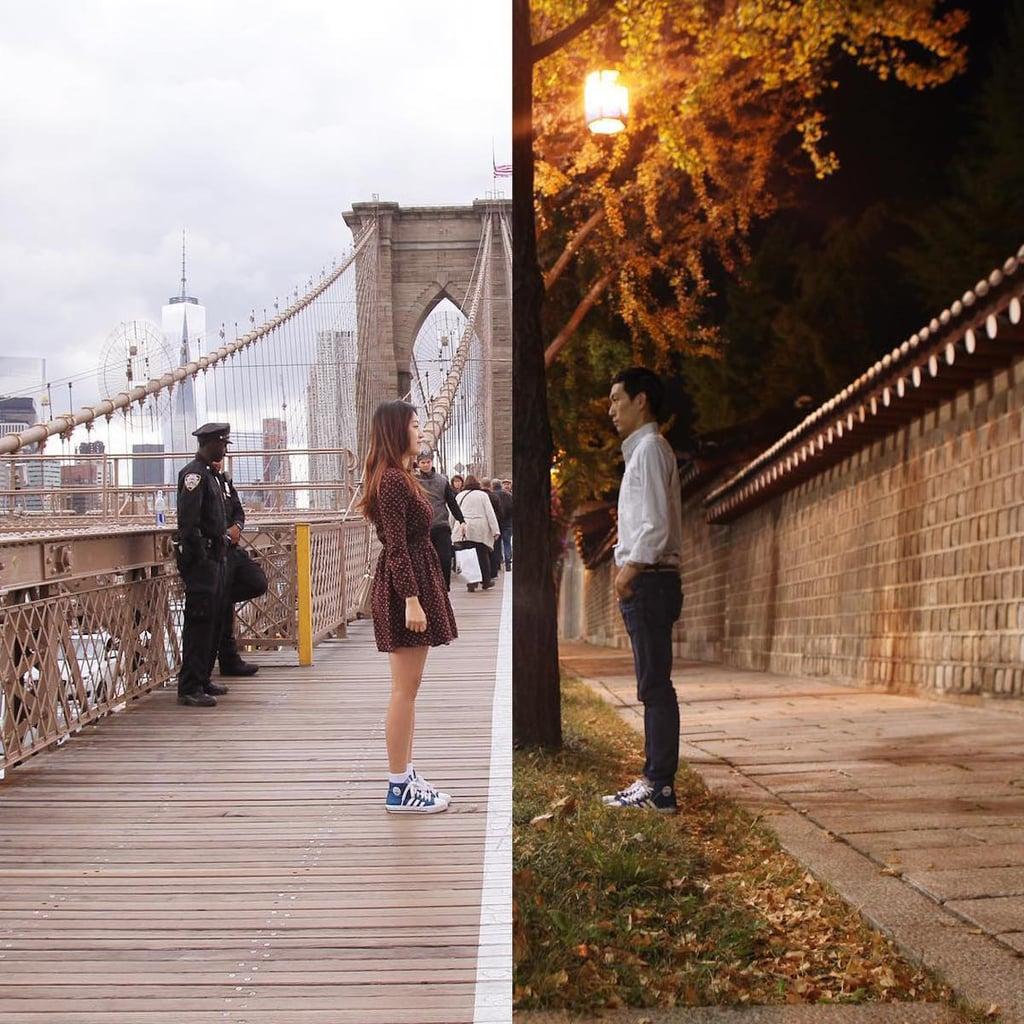 ShinLiArt Long-Distance Couple Photos