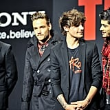 One Direction at The 1Derland in Japan in 2013