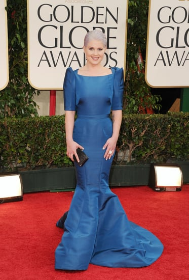 Celebs Got Aquatic With Fishtail Hems at the 2012 Golden Globes