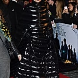 Ezra Miller at the Fantastic Beasts 2 Premiere November 2018