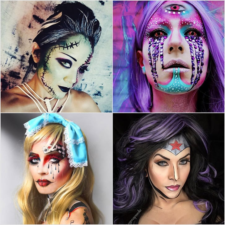 40+ Makeup Artists Every Halloween Fanatic Needs to Follow